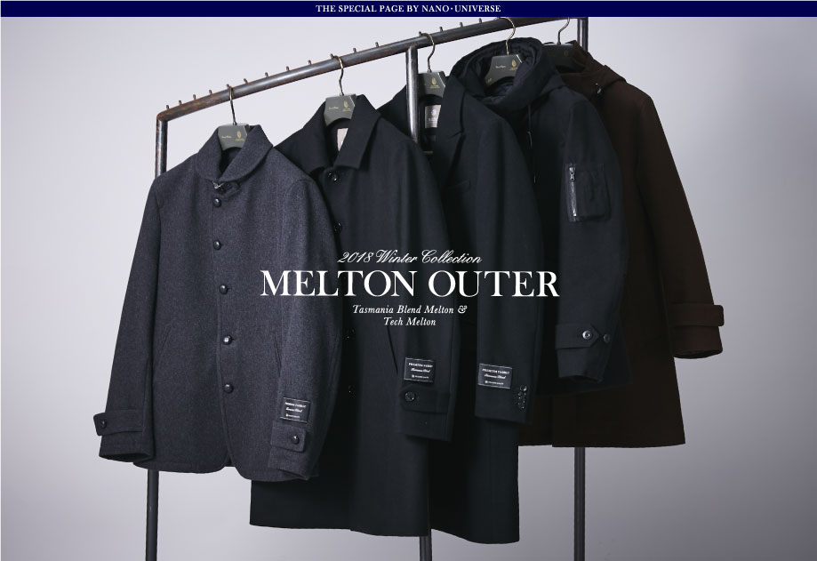 2018Winter Collection-MELTON OUTER-