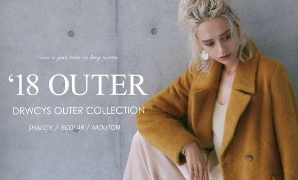 vol.218 DRWCYS OUTER COLLECTION