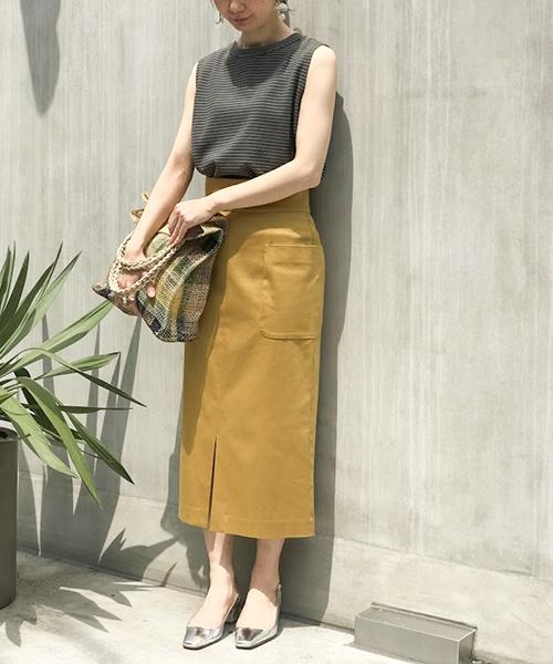 2b02a1739c ナノ・ユニバース(レディース)のコーディネート一覧|ファッション通販 ...