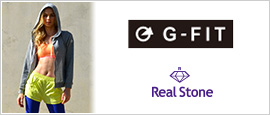 G-FIT Real Stone