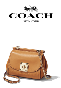 COACH NEW YORK