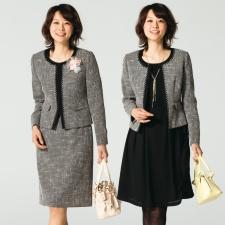 [マルイ] スーツ(ノーカラージャケット3点セットスーツ)/ジェイイング(J-ING)