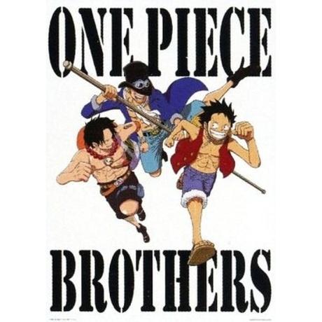 クリアポスター ルフィ エース サボ One Piece Brothers 一番くじ ワンピース 熱き絆編 H賞 アニメ キャラクター Anmime Characters ファッション通販 マルイウェブチャネル Su000 3 35 01
