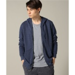 メンズTシャツ(French Terry Overdye Zip Hooded Sweat)/ジャーナルスタンダード メンズ(JOURNAL STANDARD MEN'S)