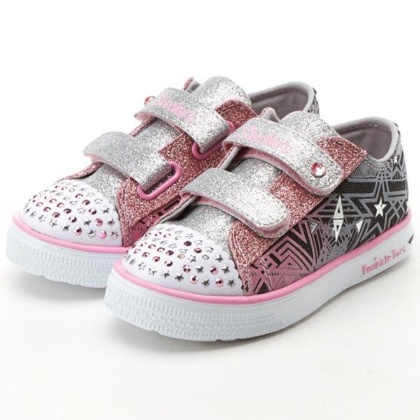[マルイ]【セール】TWINKLE BREEZE- COMET CUTIE ピカッと光るこども靴!キッズへのプレゼントに/スケッチャーズ(キッズ)(SKECHERS)