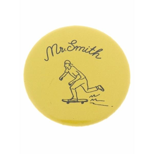 [マルイ]【セール】ウィゴー(WEGO/MrSmith缶バッジ)/ウィゴー(メンズ)(WEGO)