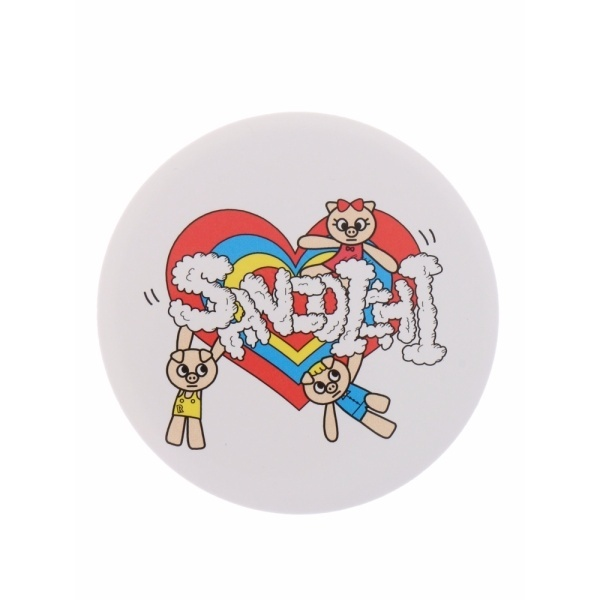 [マルイ] WEGOSANCOICHI缶バッジ/ウィゴー(メンズ)(WEGO)