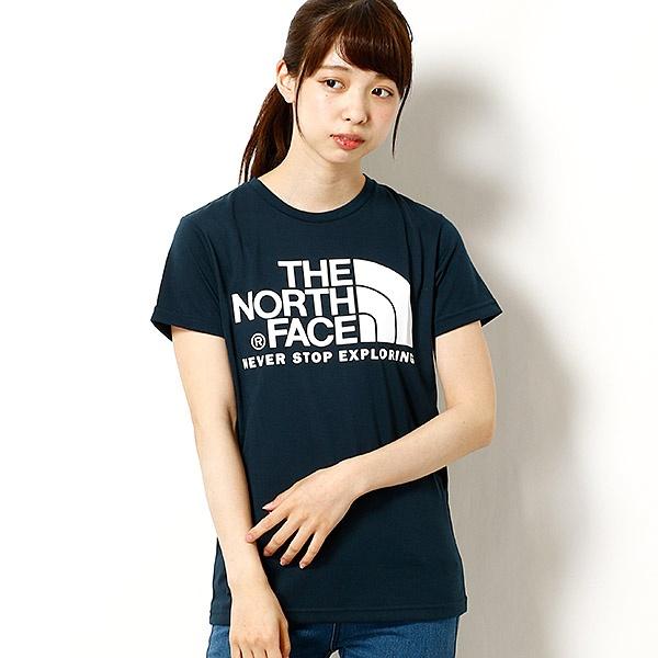 [マルイ] 【THE NORTH FACE】半袖ロゴTシャツ(レディース ショートスリーブカラー