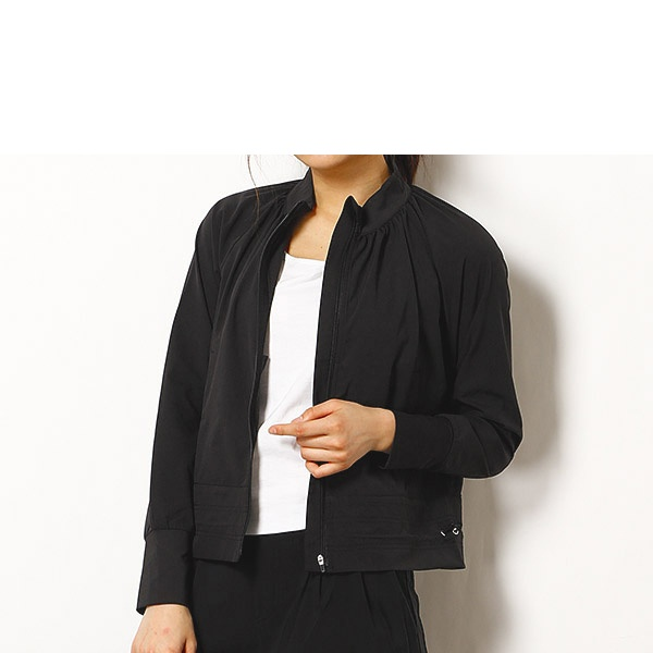 ANY MOTION CLOTH ジャケット (レディース フィットネスウェア)