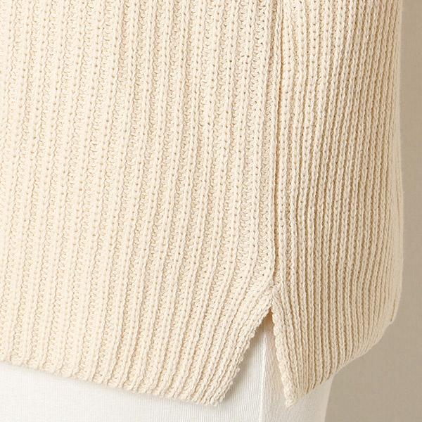 【大きいサイズ】シンプルセーター