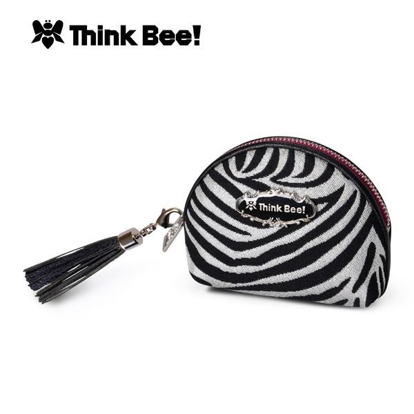 [マルイ] キャロル ミニポーチ(くろまめ)/シンクビー(Think Bee!)