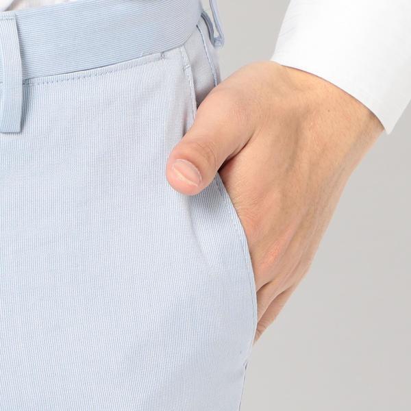 SD: コードレーン チノ型 パンツ (ライトブルー)