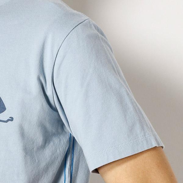 フィンプリント半袖T