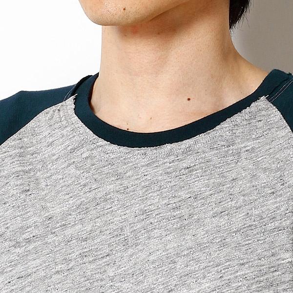 【2017SS】スラブラグランTシャツ 7/S