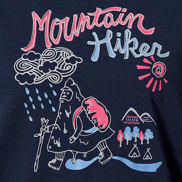 レディースTシャツ(Mountain Hiker S/S )