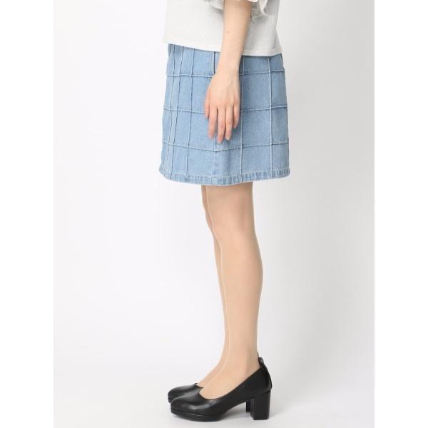 ウィゴー(WEGO/リメイクワークAラインスカート)