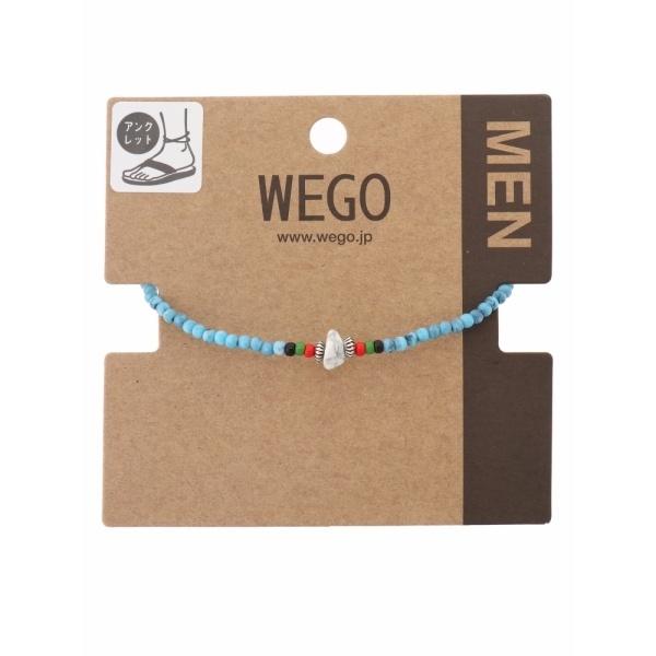 [マルイ]【セール】WEGO/ビーズアンクレット/ウィゴー(メンズ)(WEGO)