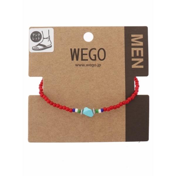 [マルイ]【セール】ウィゴー(WEGO/ビーズアンクレット)/ウィゴー(メンズ)(WEGO)