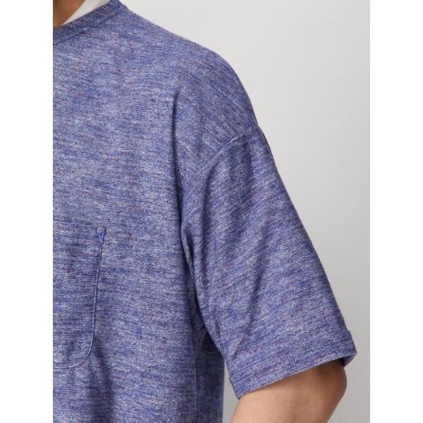 ウィゴー(WEGO/MIXメランジアンサンブルTシャツ)