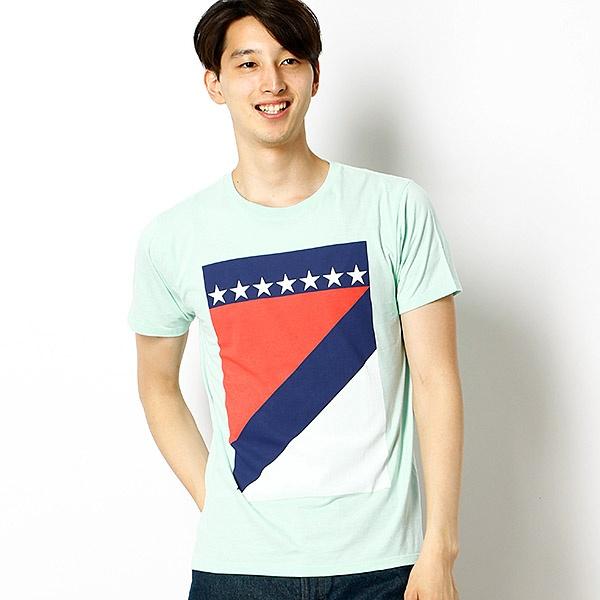 [マルイ]【セール】【Liss(リス)】 スクエアエンブレム Tシャツ/アドポーション(ADOPOSION)