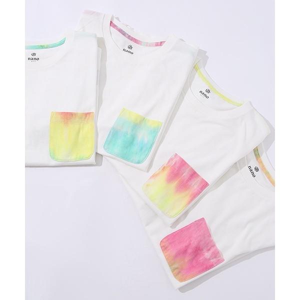 【2017SS】//タイダイ染めポケットTシャツ