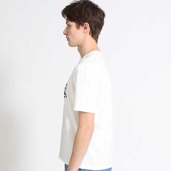 【CEIZER】 BORN FREE プリントTシャツ