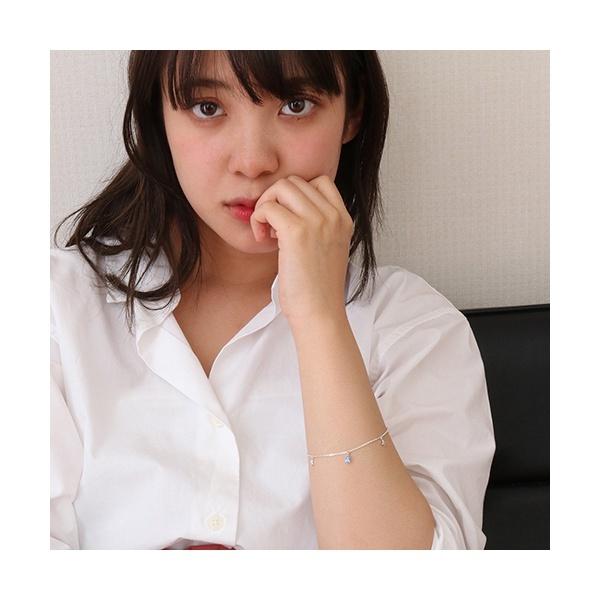【ディズニーコレクション】ディズニープリンセス シンデレラ / シルバー ブレスレット