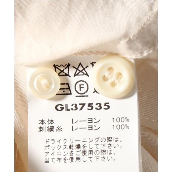 メンズシャツ(GOLD /ゴールド : RAYON SUKA SHIRT JAPAN MAP)
