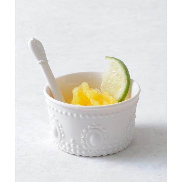 アイスクリームカップ&スプーン マット