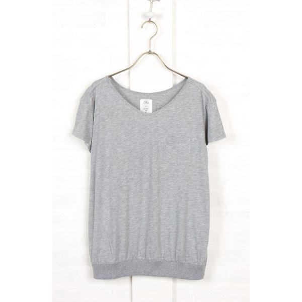 ミニポケット付Tシャツ