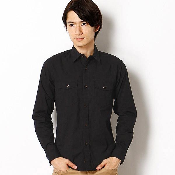 ストレッチブロードシャツ