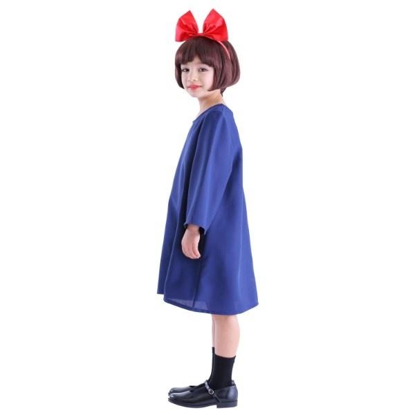 コスプレ・パーティ衣装 魔女の宅配屋さんキッズ 100/ハロウィン
