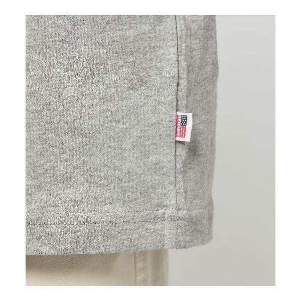【ADMIX】アメリカンコットン/プリントTシャツ