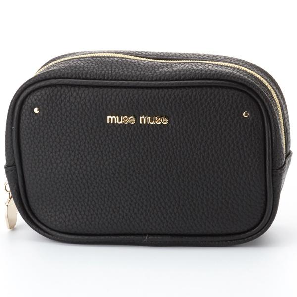muse muse シュリンクシリーズ スクエアポーチ MUS-P014