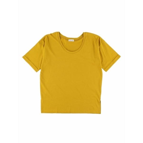 ドゥニーム(UネックベーシックTシャツ)