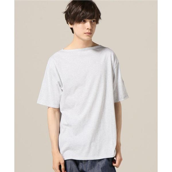 メンズTシャツ(SAINT JAMES PIRIAC ムジ)