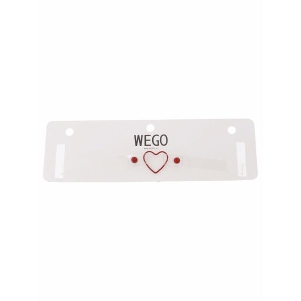 ウィゴー(WEGO/クリアハートチョーカー)