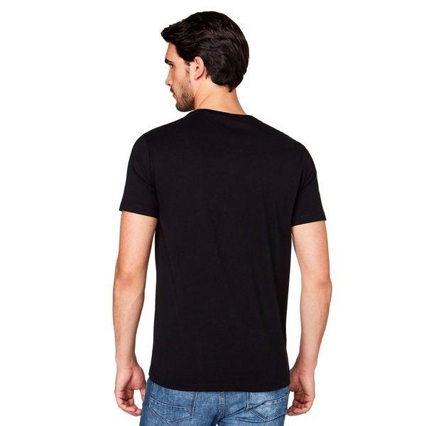 メッセージプリント半袖Tシャツ・カットソー1