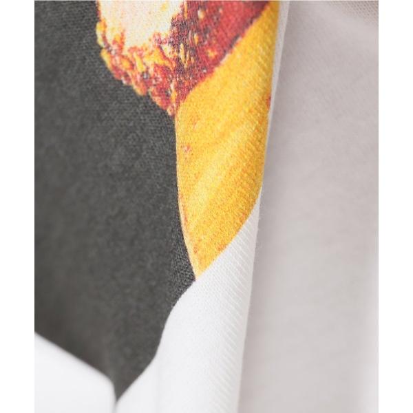 メンズTシャツ(LIFE MAGAZINE×JS : ライフマガジン別注 : UNK FOOD Tee)