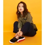 【sweet9月号掲載】【Keds×Juze】【2WAY】champion oxfordスニーカー/ジュゼ(Juze)