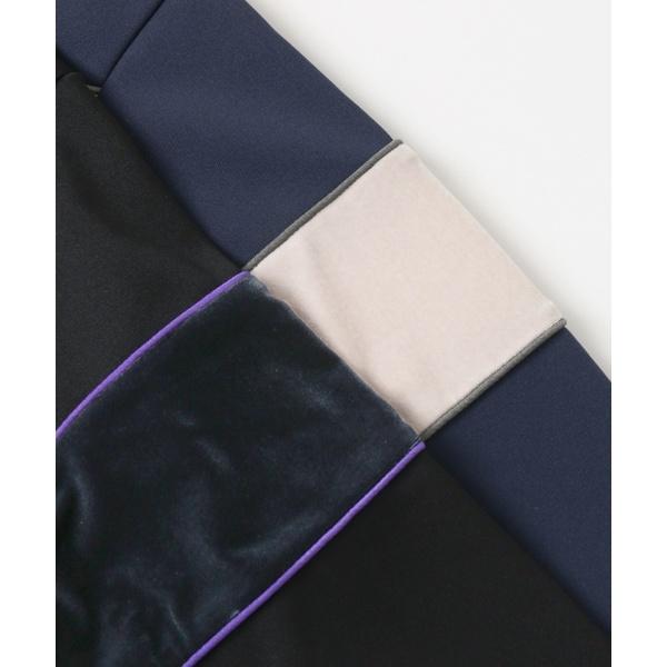メンズコート(COSEI Velour Track Jacket)