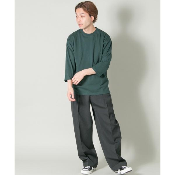 メンズTシャツ(japanmade half-sleeve crew-neck)