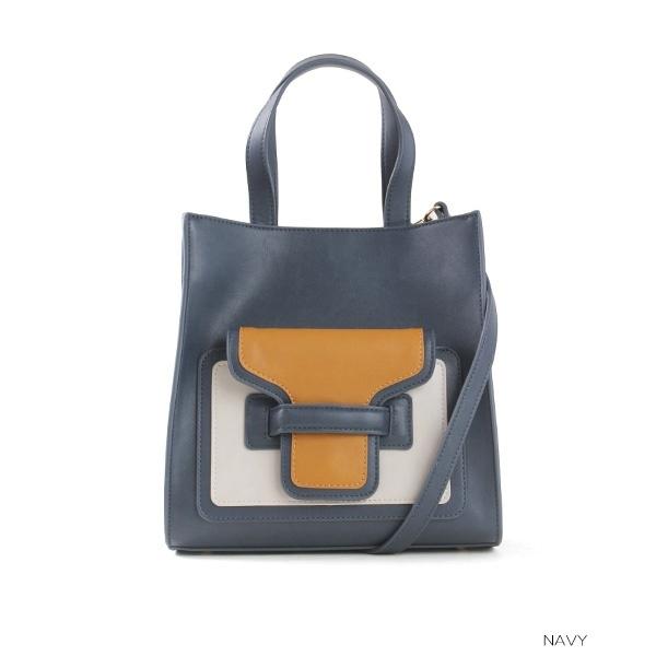 マルイウェブチャネル[マルイ] ◆2017秋冬新商品◆スクエアトートバッグ/ランダ(RANDA)