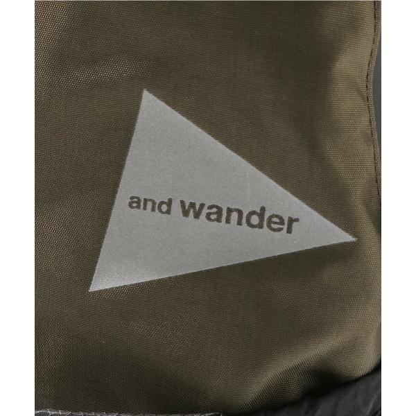 メンズバッグ(and wander / アンドワンダー:20L daypack)