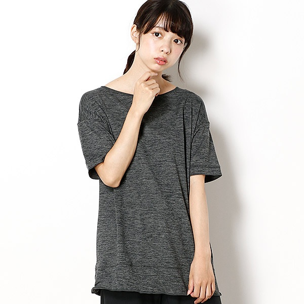 [マルイ] 【DANSKIN】長袖Tシャツ(レディース ADAJ ロングレングスT)/ダンスキン(DANSKIN)