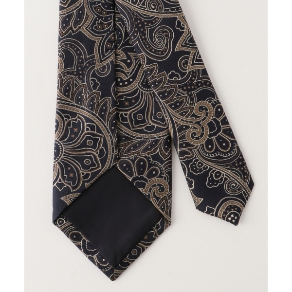 【日本製】西陣織り ネクタイ ペイズリー