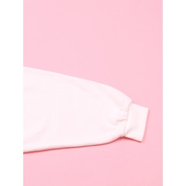 ウィゴー(WC/ミルク刺繍スウェット)