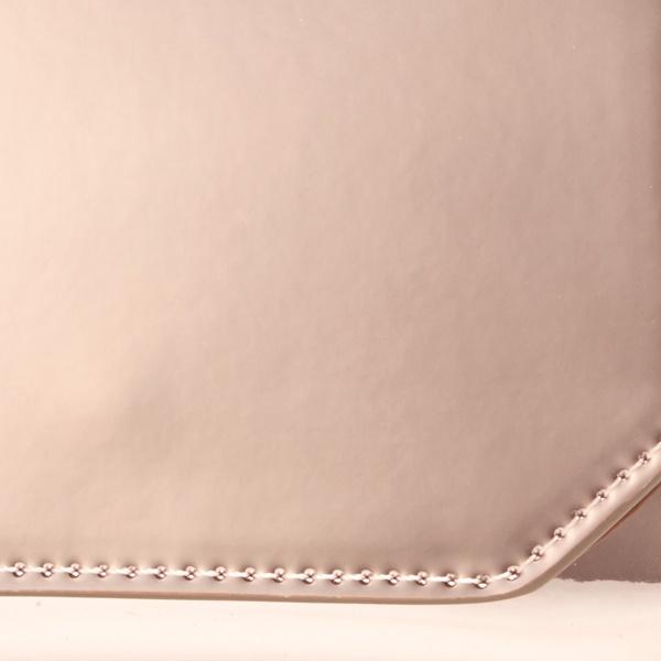 ミラーメタリックジャバラ財布