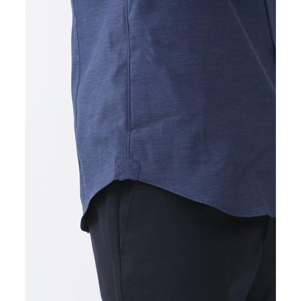 【17AW ドレス】MONTI OX MEL カッタウェイシャツ