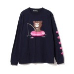 The Wonderful! design works. / Fishing Bear Long S/ビームス(BEAMS)